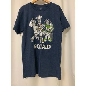 Toy Story 'Squad' T-Shirt Size Small NWT